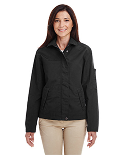Harriton M705W - Ladies' Auxiliary Canvas Work Jacket