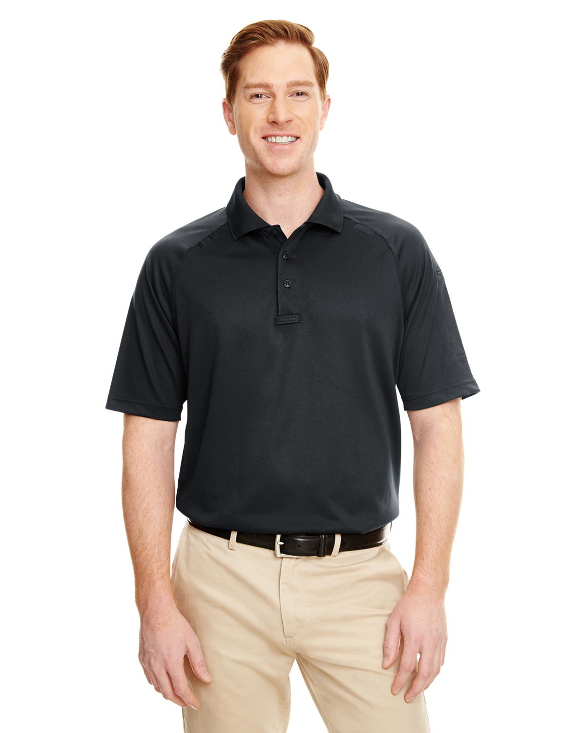 Harriton M211 - Men's Tactical Performance Polo