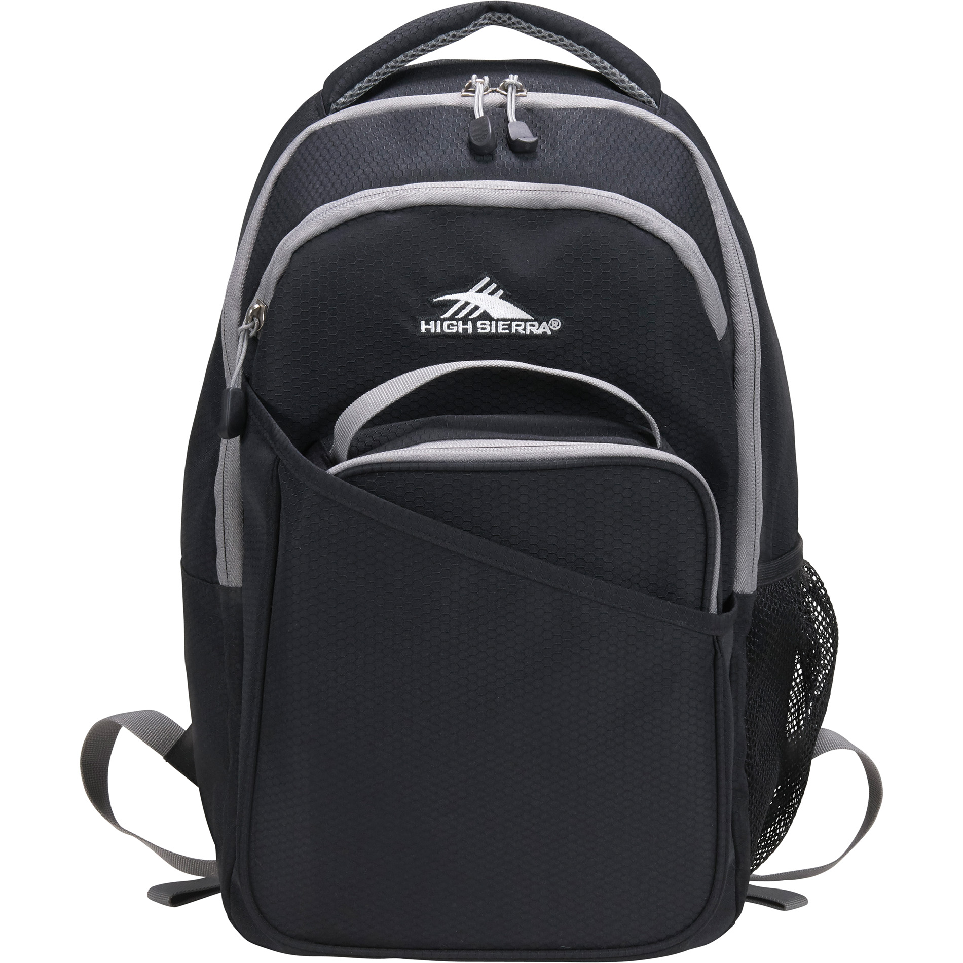 "High Sierra 8052-79 - 15"" Computer Backpack w/ Lunch Cooler"