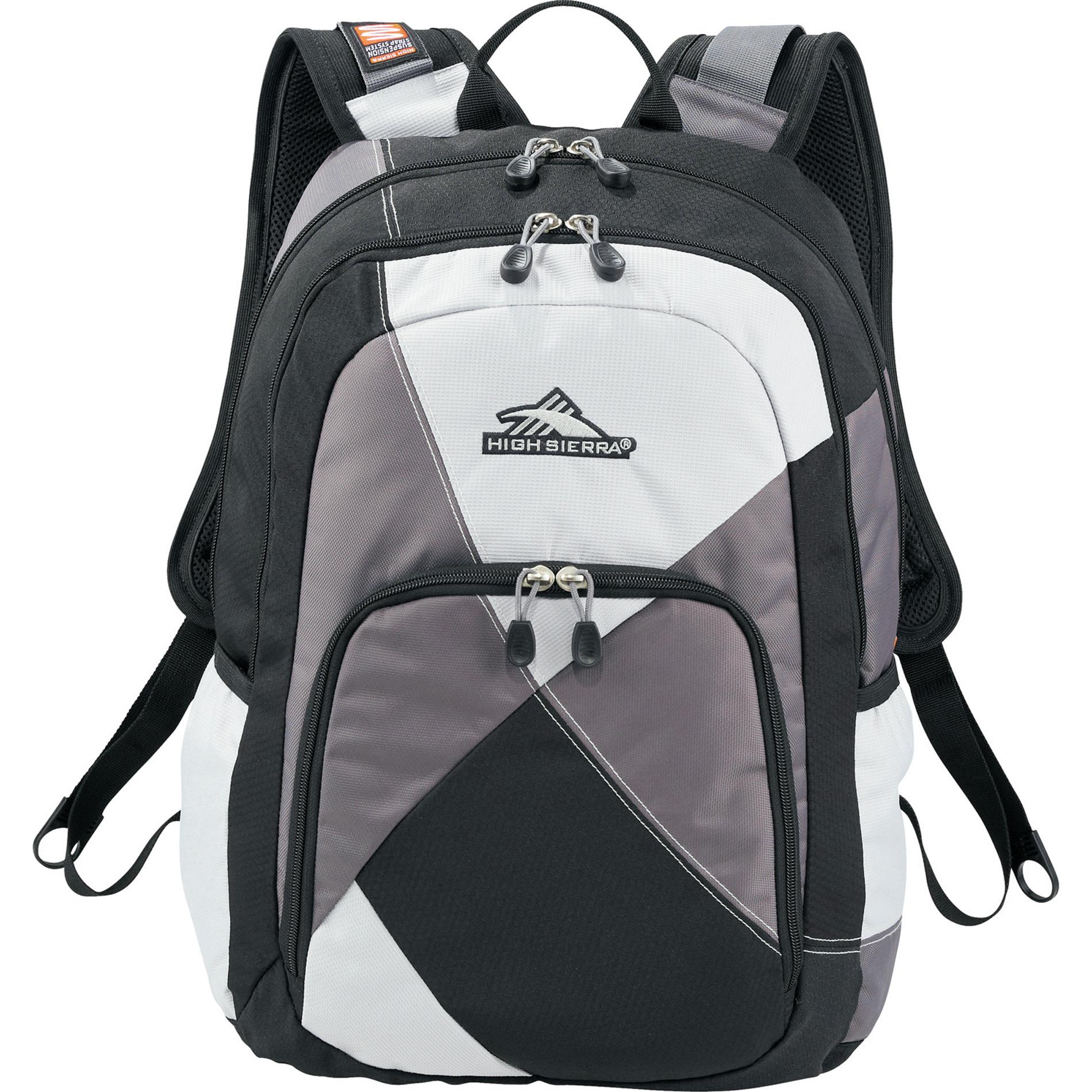 High Sierra 8051-08 - Berserk 17 Computer Backpack