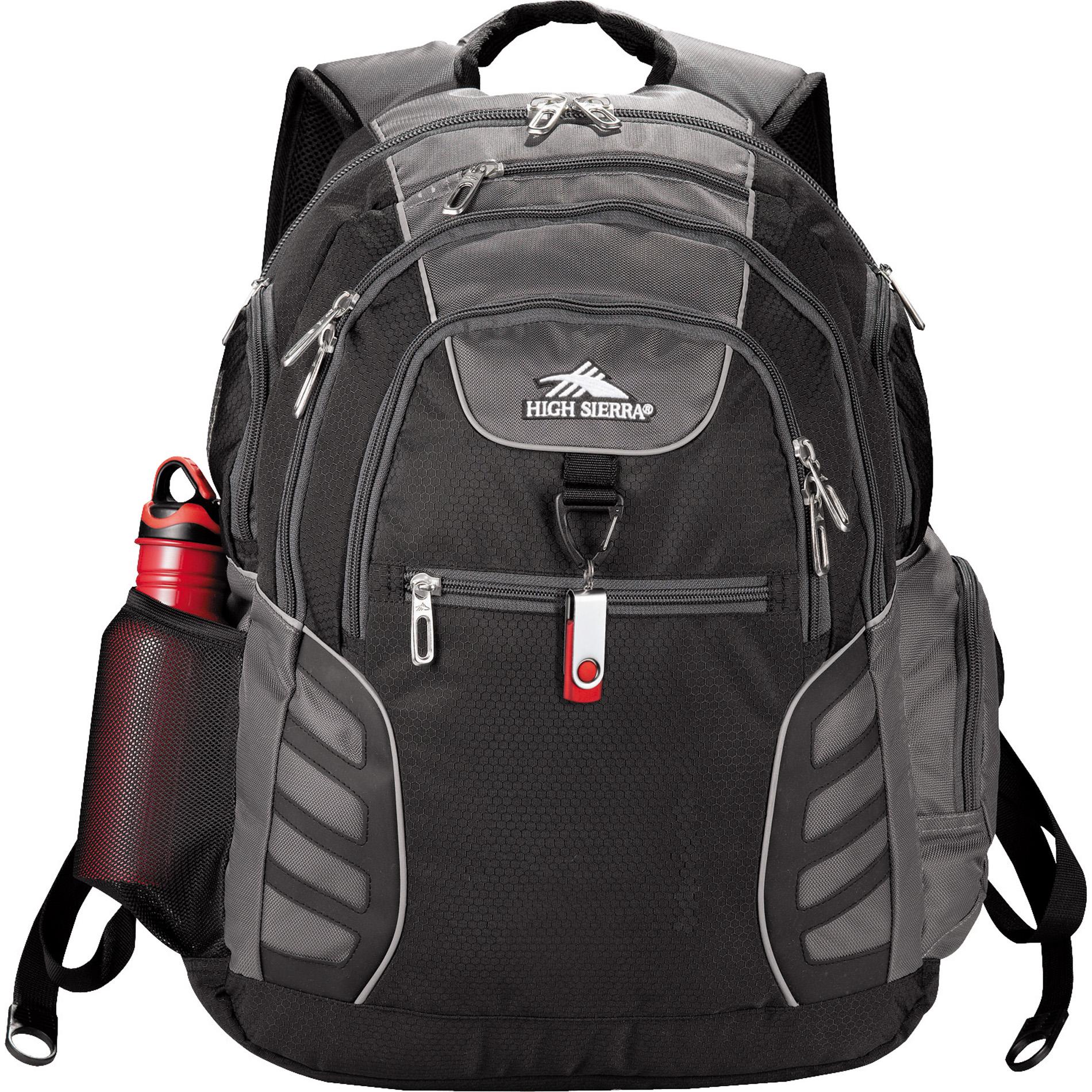High Sierra 8051-15 - Big Wig 17 Computer Backpack