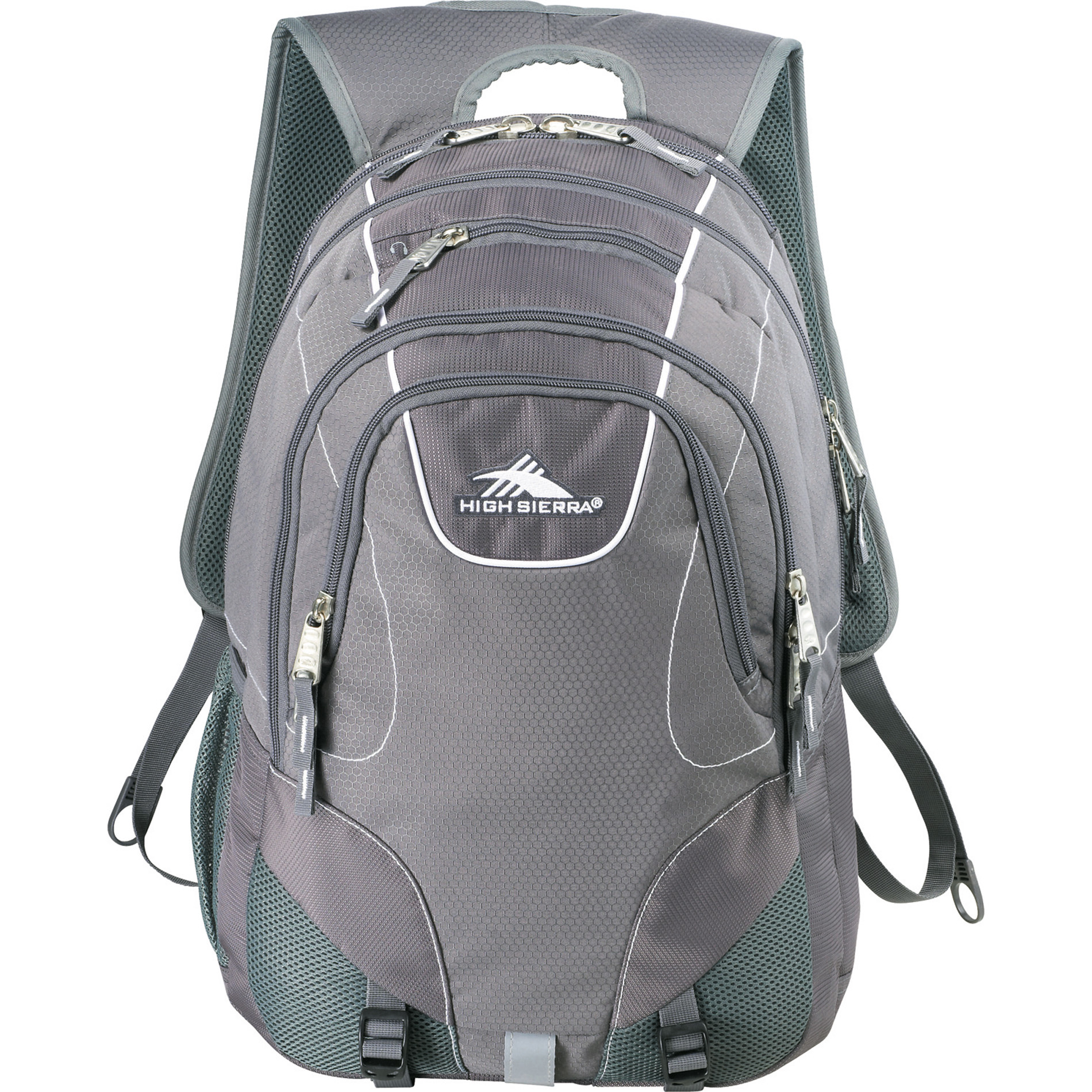 """High Sierra 8051-19 - Vortex Fly-By 17"""" Computer Backpack"""