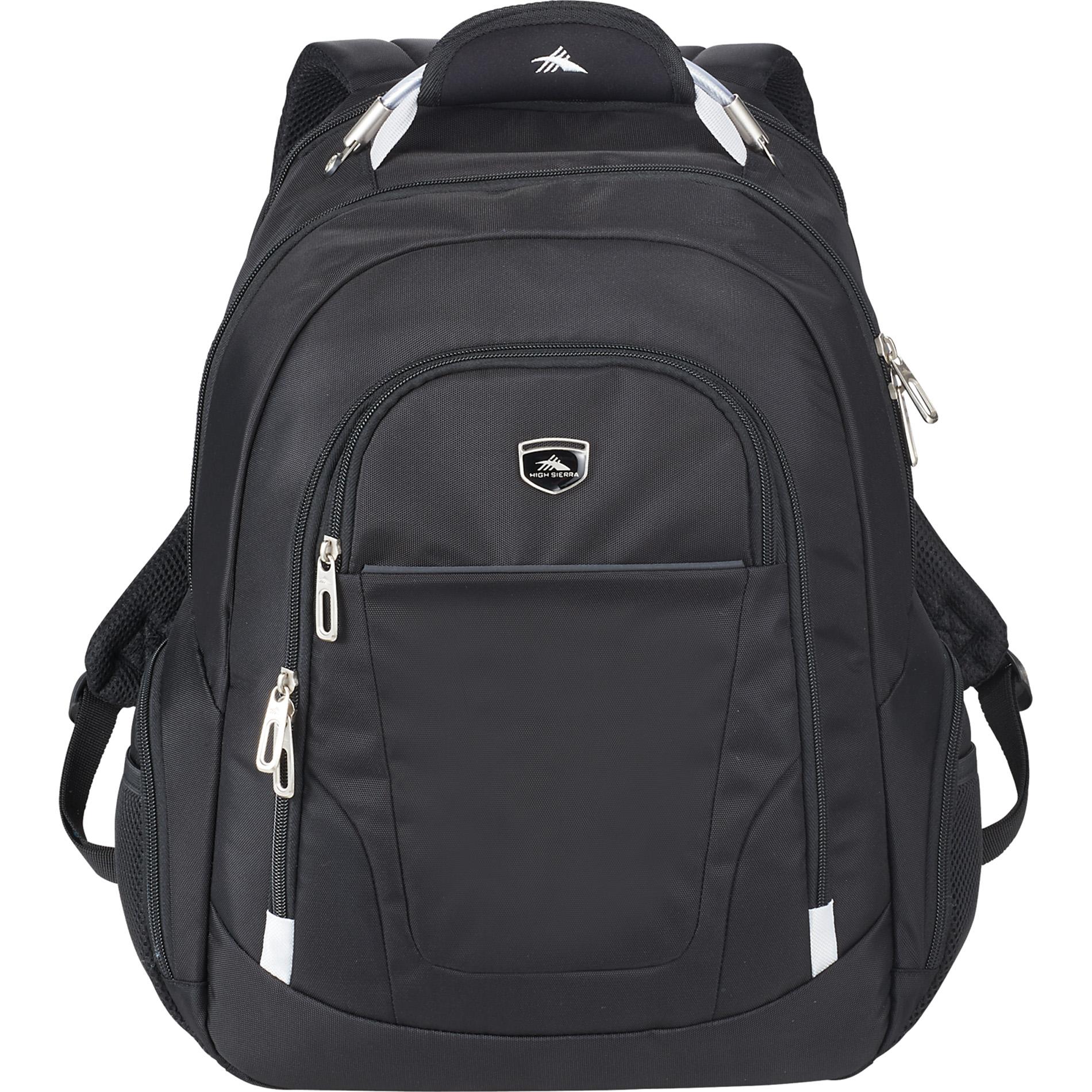 "HIgh Sierra 8052-52 - TSA 15"" Computer Backpack"