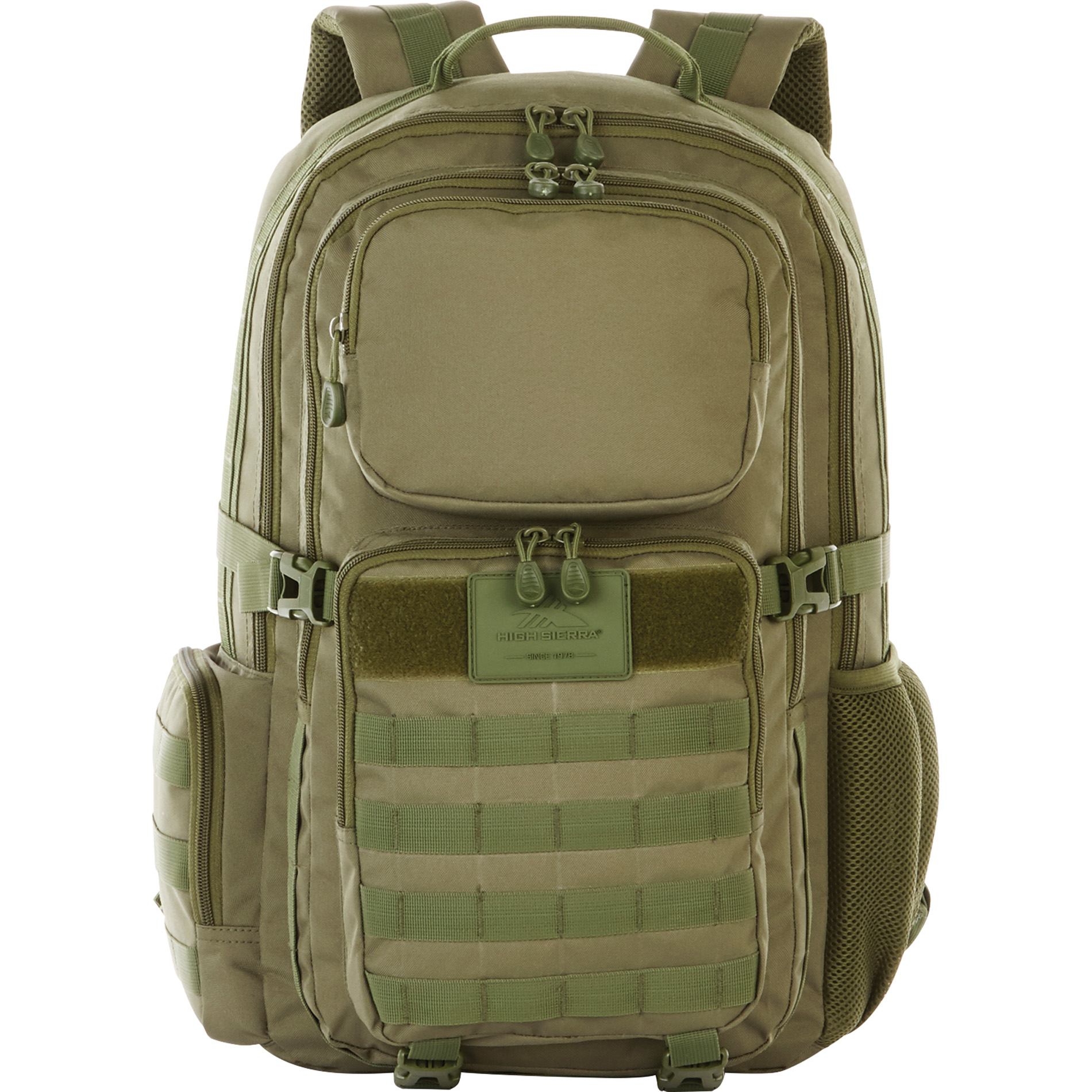 "High Sierra 8052-59 - Tactical 15"" Computer Pack"