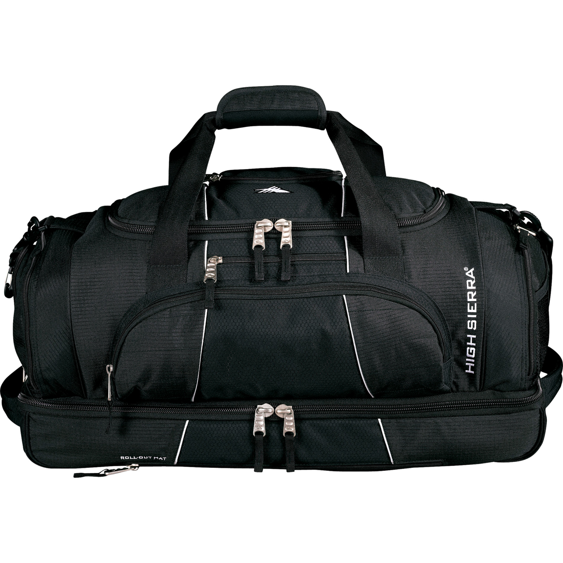 "High Sierra 8050-63 - Colossus 26"" Drop Bottom Duffel Bag"