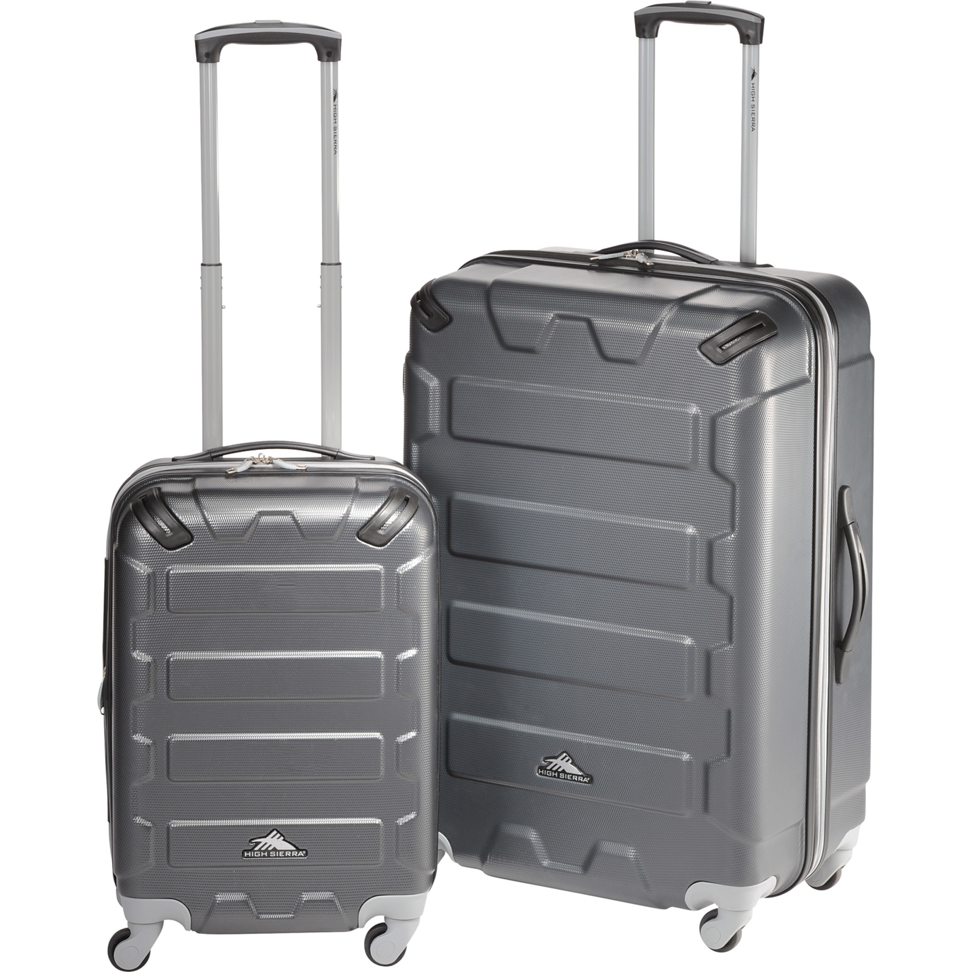 High Sierra 8053-02 - 2pc Hardside Luggage Set