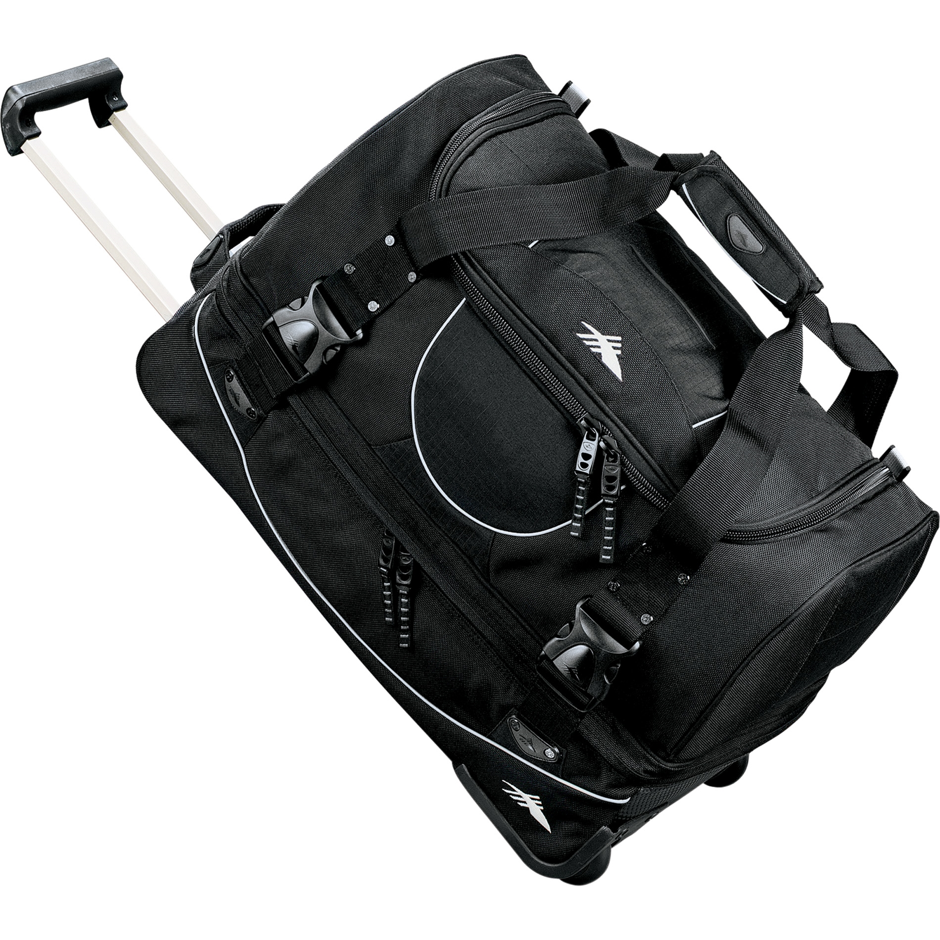 High Sierra 8050-27 - 22 Carry-On Rolling Duffel Bag