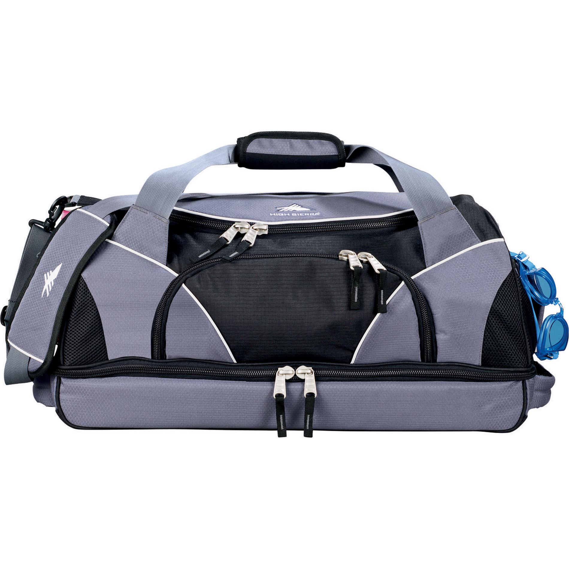 High Sierra 8050-18 - 24 Crunk Cross Sport Duffel Bag