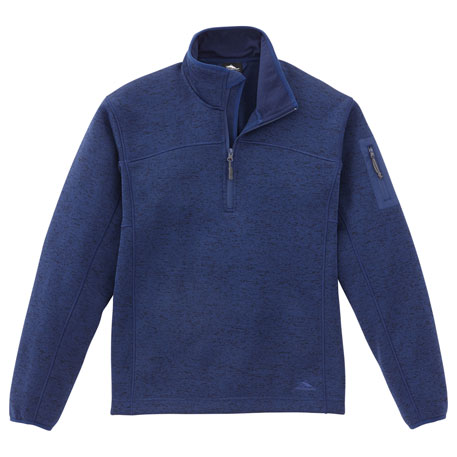 High Sierra TM18952 - Men's Funston Knit Quarter Zip