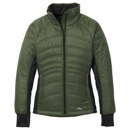 High Sierra TM99951 - Women's HS Molo Hybrid Insul Jacket