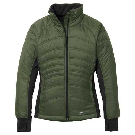 High Sierra TM99951 - Women's HS Molo Hybrid Insul Jacket
