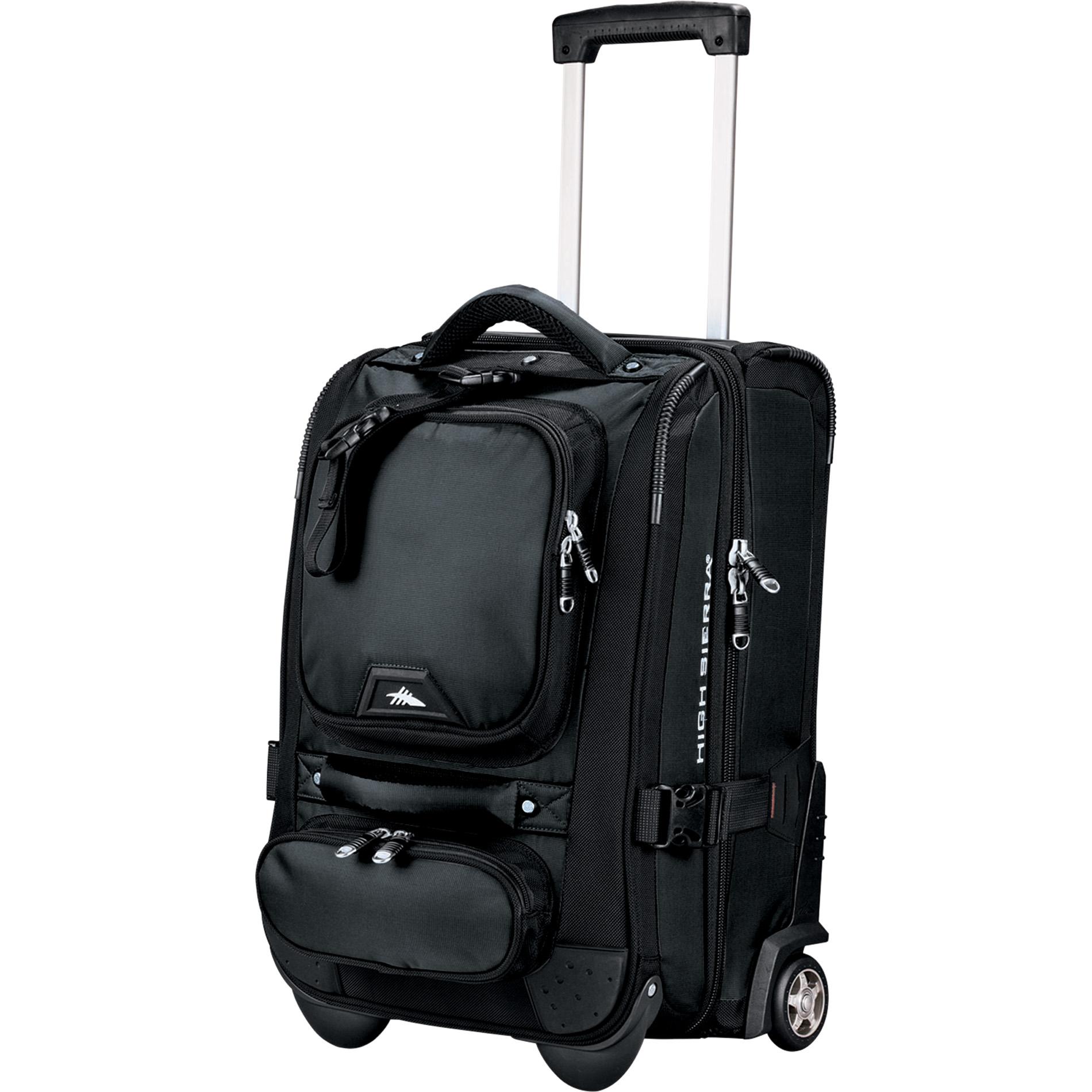 High Sierra 8050-21 - 21 Carry-On Upright Duffel Bag
