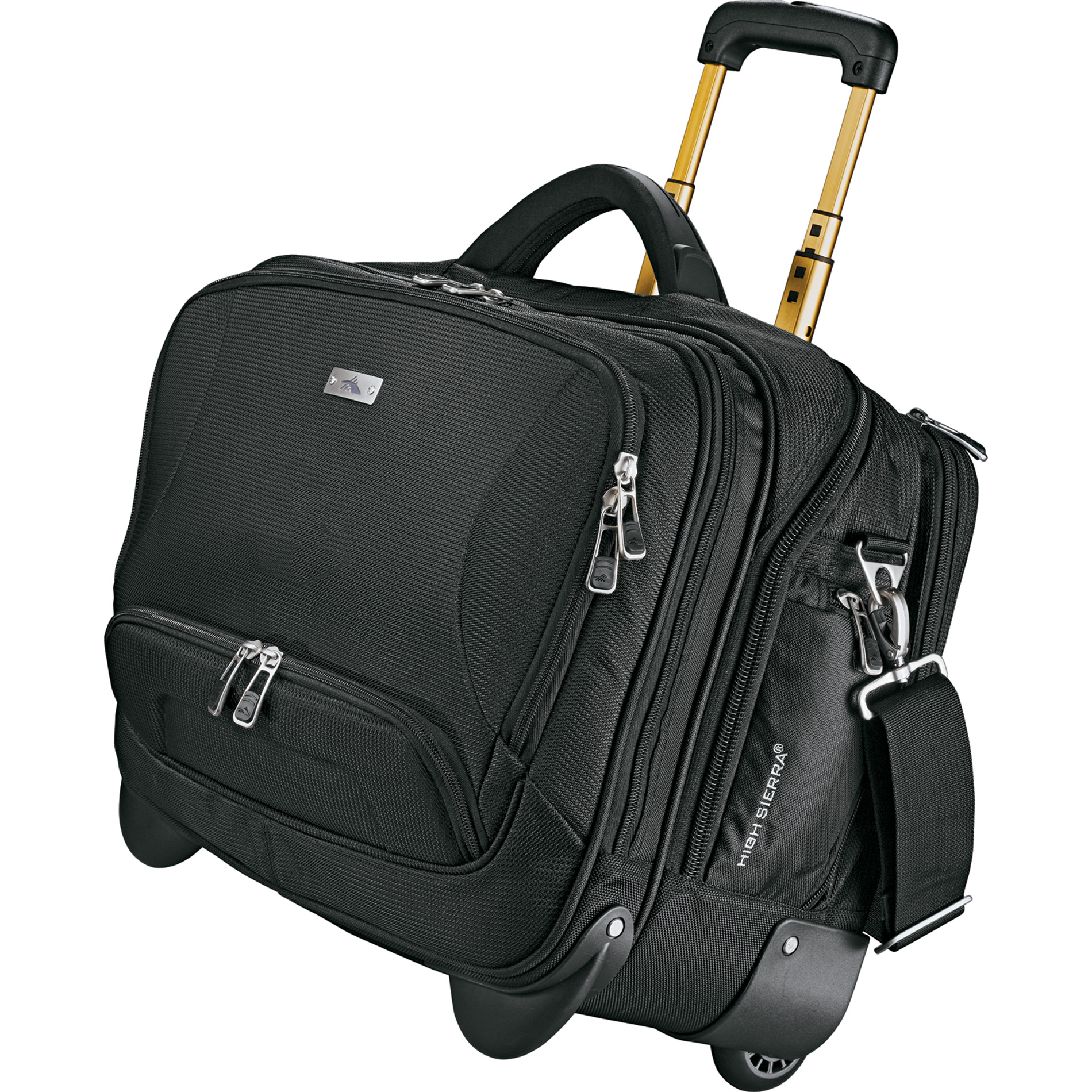High Sierra 8050-92 - Integral Wheeled Computer Briefcase