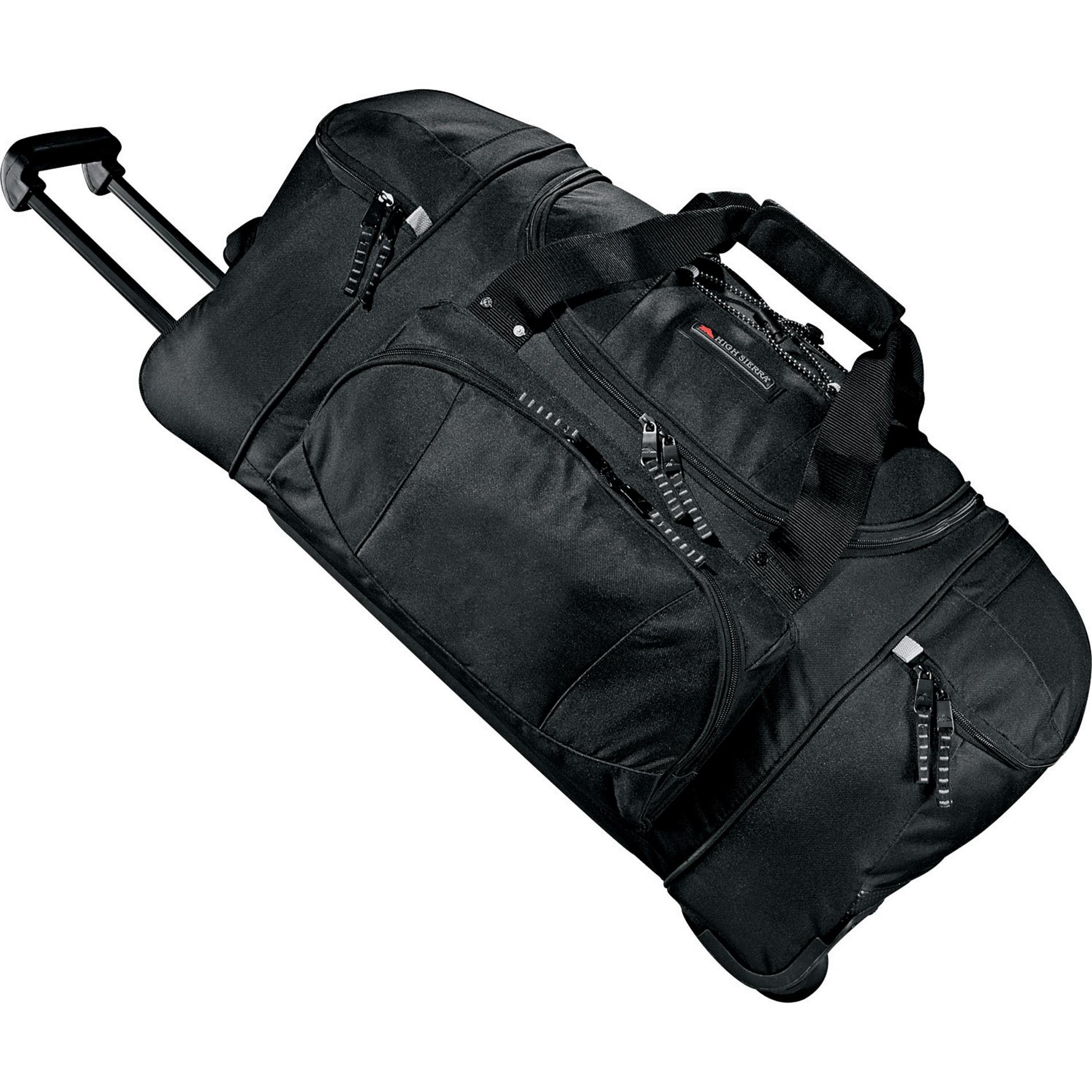 "High Sierra 8050-40 - 26"" Wheeled Duffel Bag"
