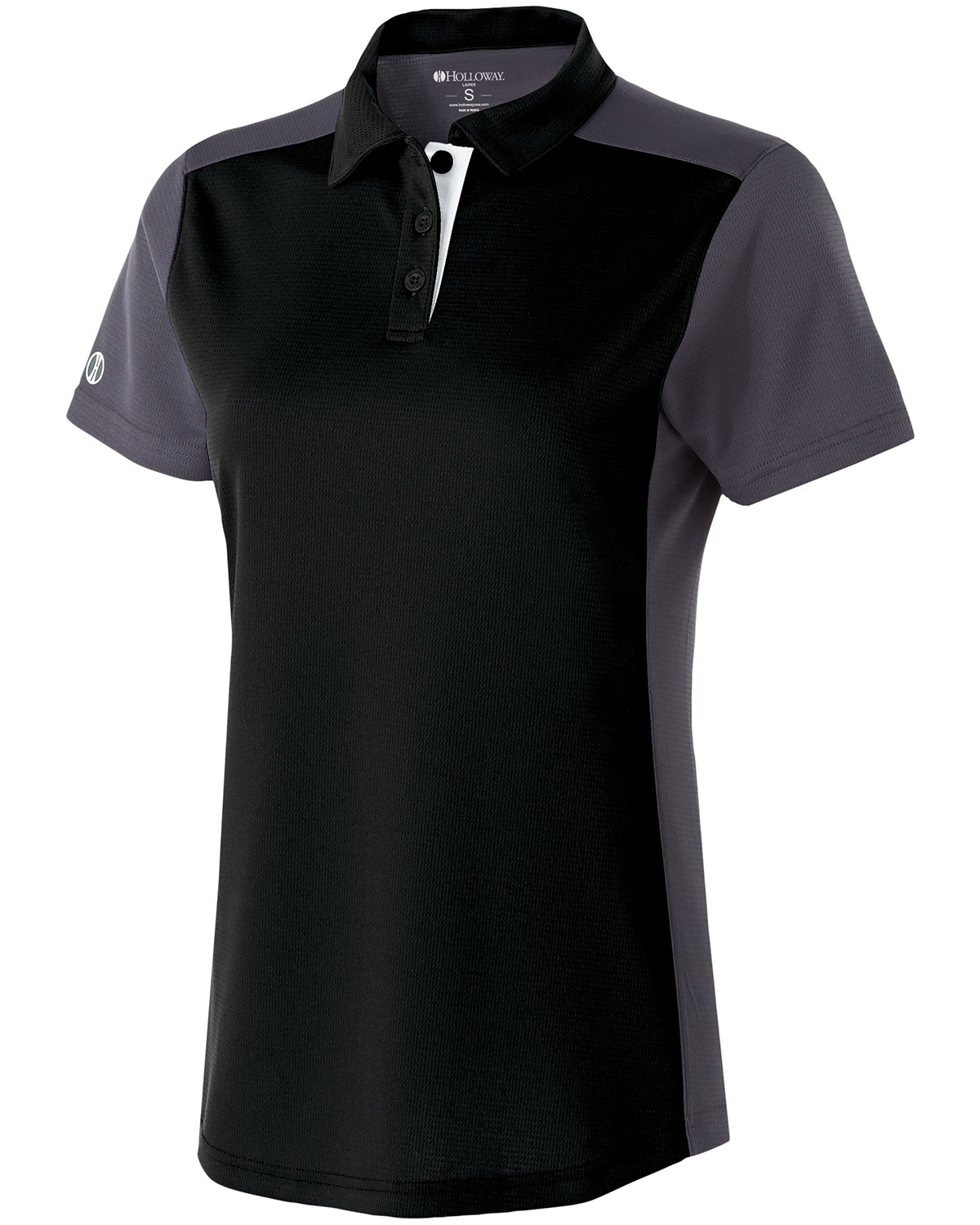 Holloway 222386 - Ladies' Polyester Closed-Hole Division Polo