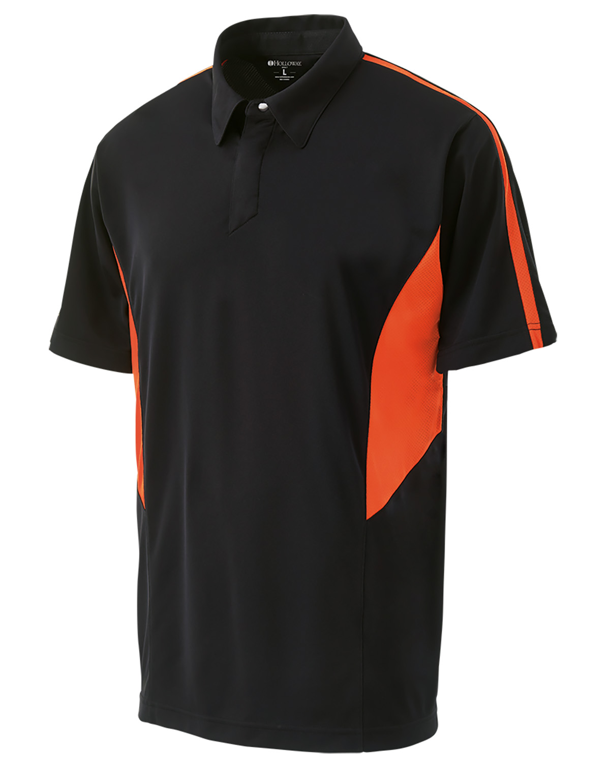 Holloway 222408 - Adult Polyester Snag Resistant Shark Bite Polo