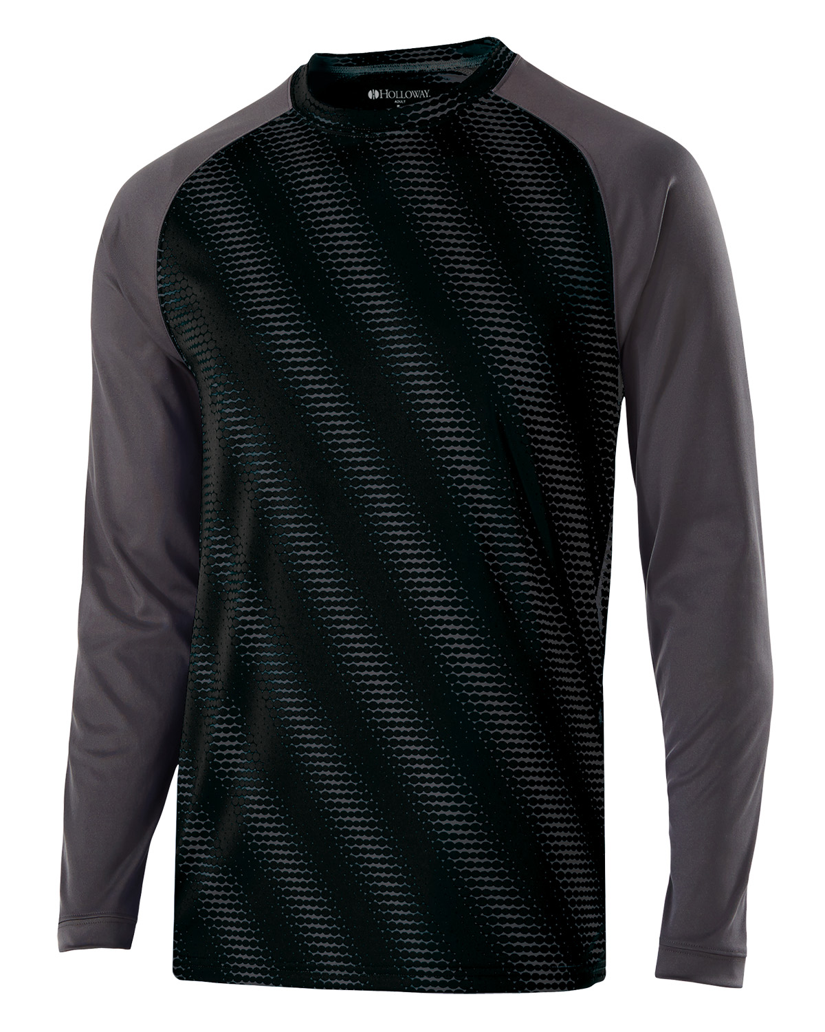 Holloway 222511 - Adult Polyester Long Sleeve Torpedo ...