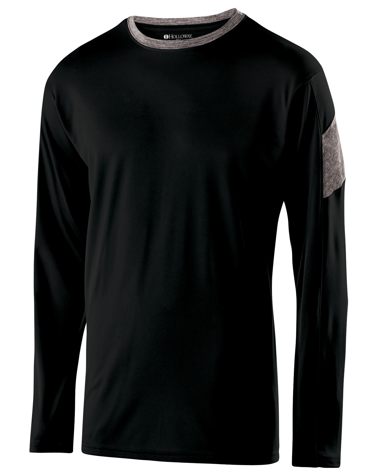 Holloway 222527 - Adult Polyester Long Sleeve Electron Shirt