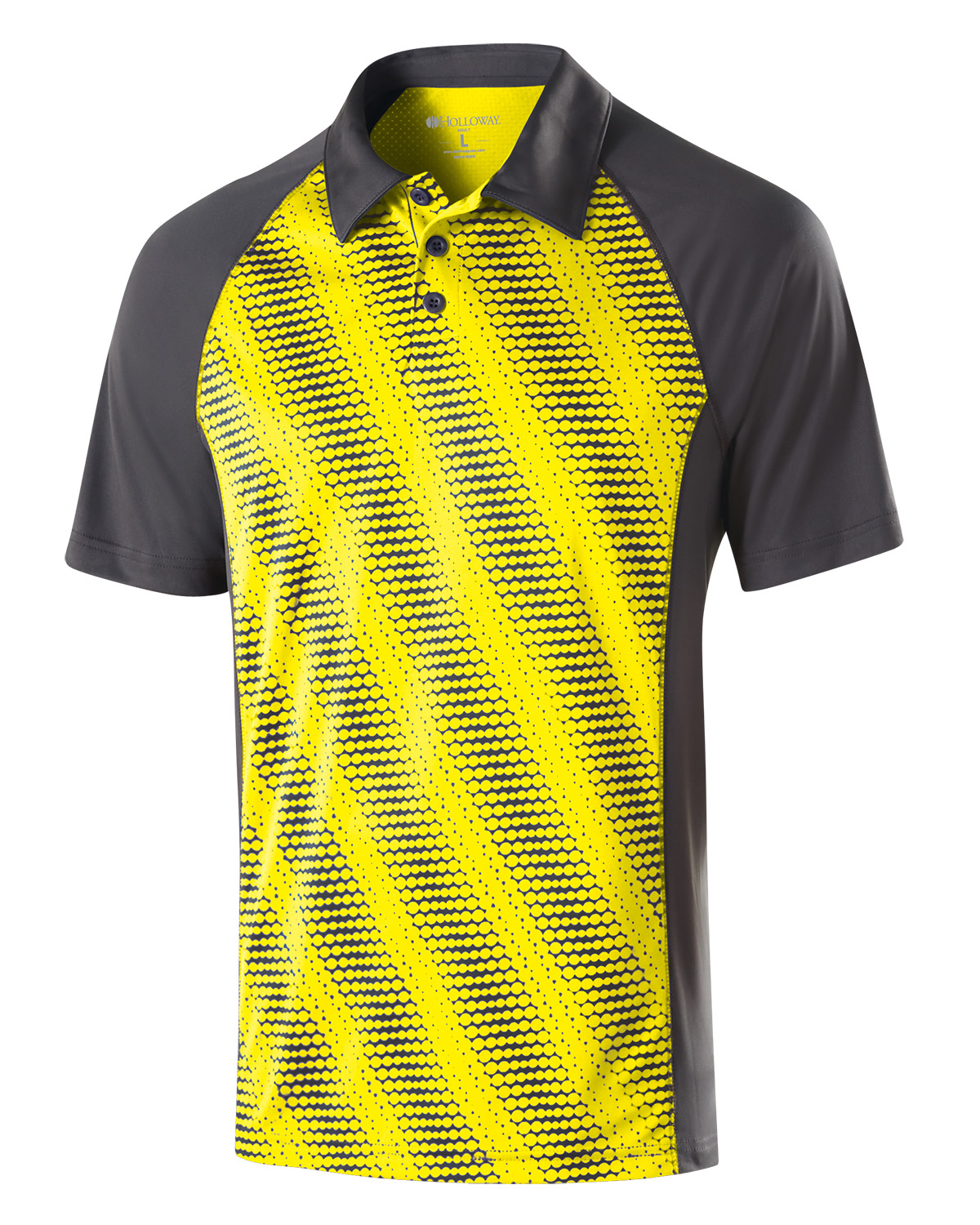 Holloway 222531 - Adult Polyester Torpedo Polo