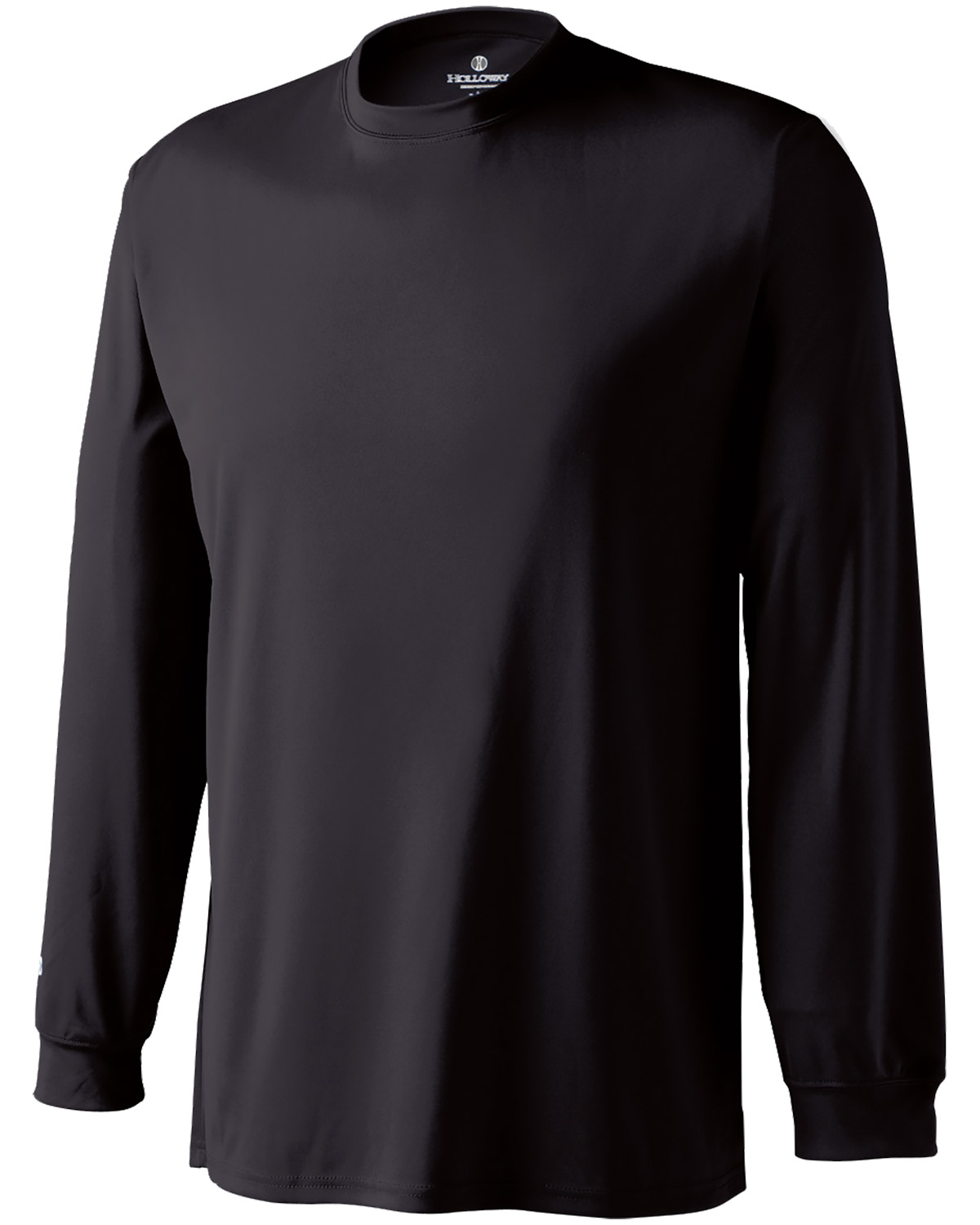 Holloway 222621 - Youth Polyester Long Sleeve Spark 2.0 Shirt