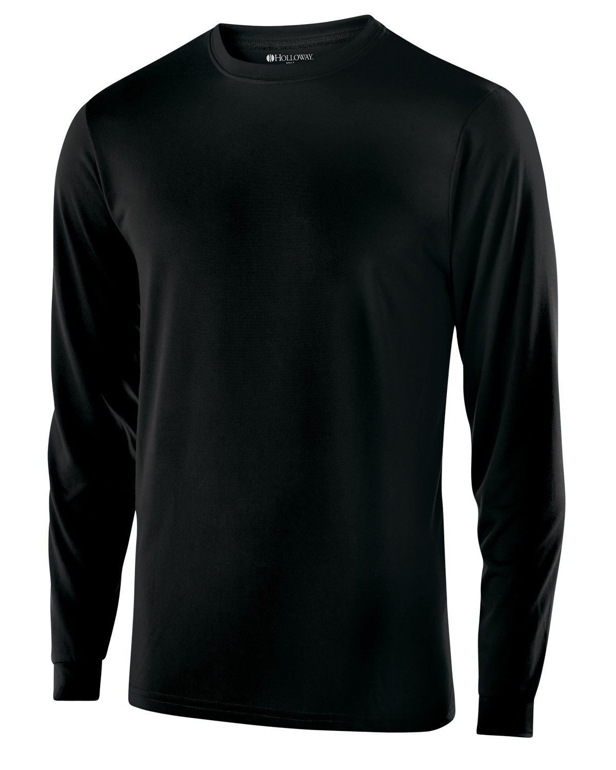 Holloway 222625 - Youth Polyester Long Sleeve Gauge Shirt