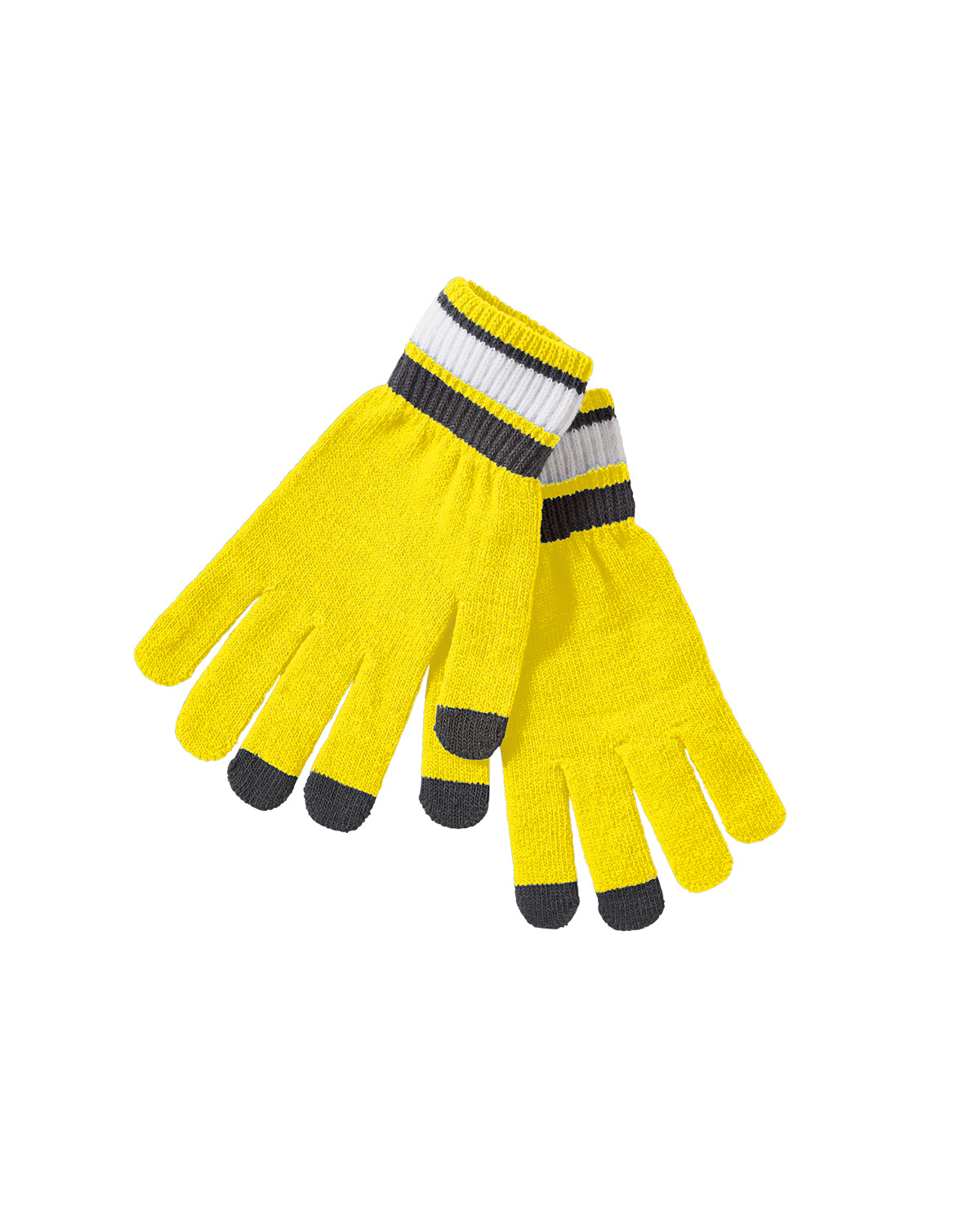 Holloway 223838 - Acrylic Rib Knit Comeback Gloves