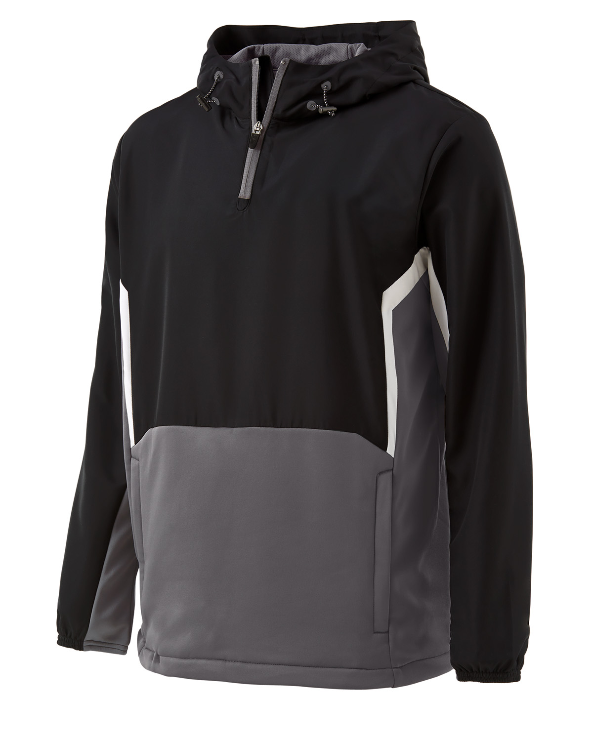 Holloway 229005 - Adult Polyester Quarter Zip Potential Pullover
