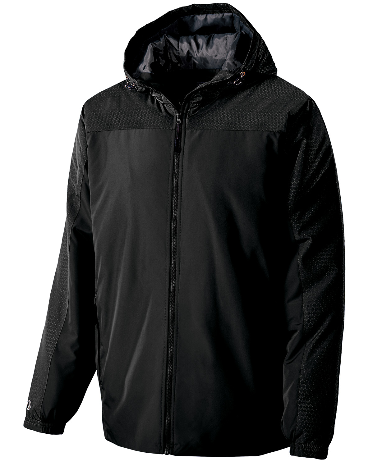 Holloway 229017 - Adult Polyester Full Zip Bionic Hooded Jacket