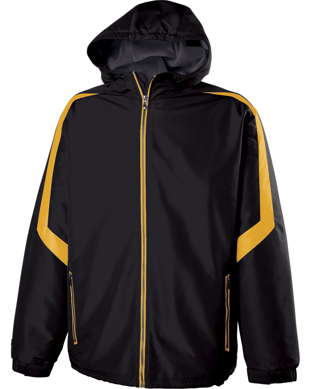 Holloway 229059 - Adult Polyester Full Zip Charger Jacket