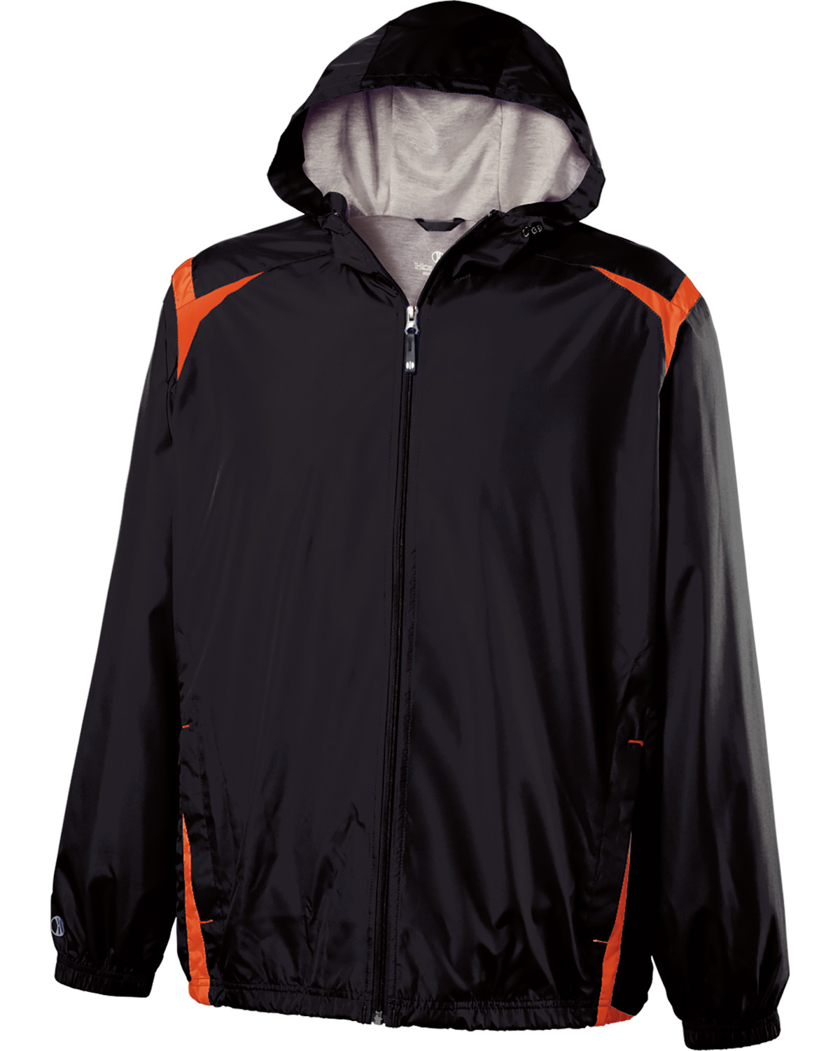Holloway 229076 - Adult Polyester Full Zip Hooded Collision Jacket