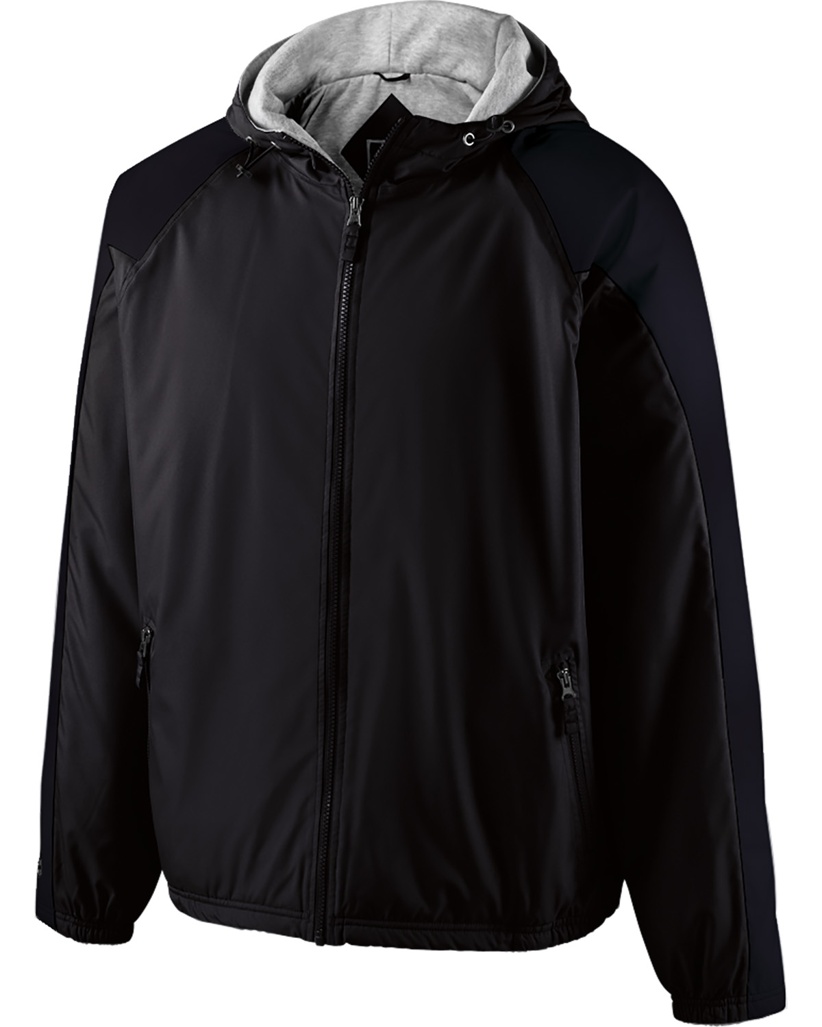 Holloway 229111 - Adult Polyester Full Zip Hooded Homefield Jacket
