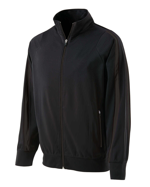 Holloway 229142 - Adult Polyester Full Zip Determination Jacket