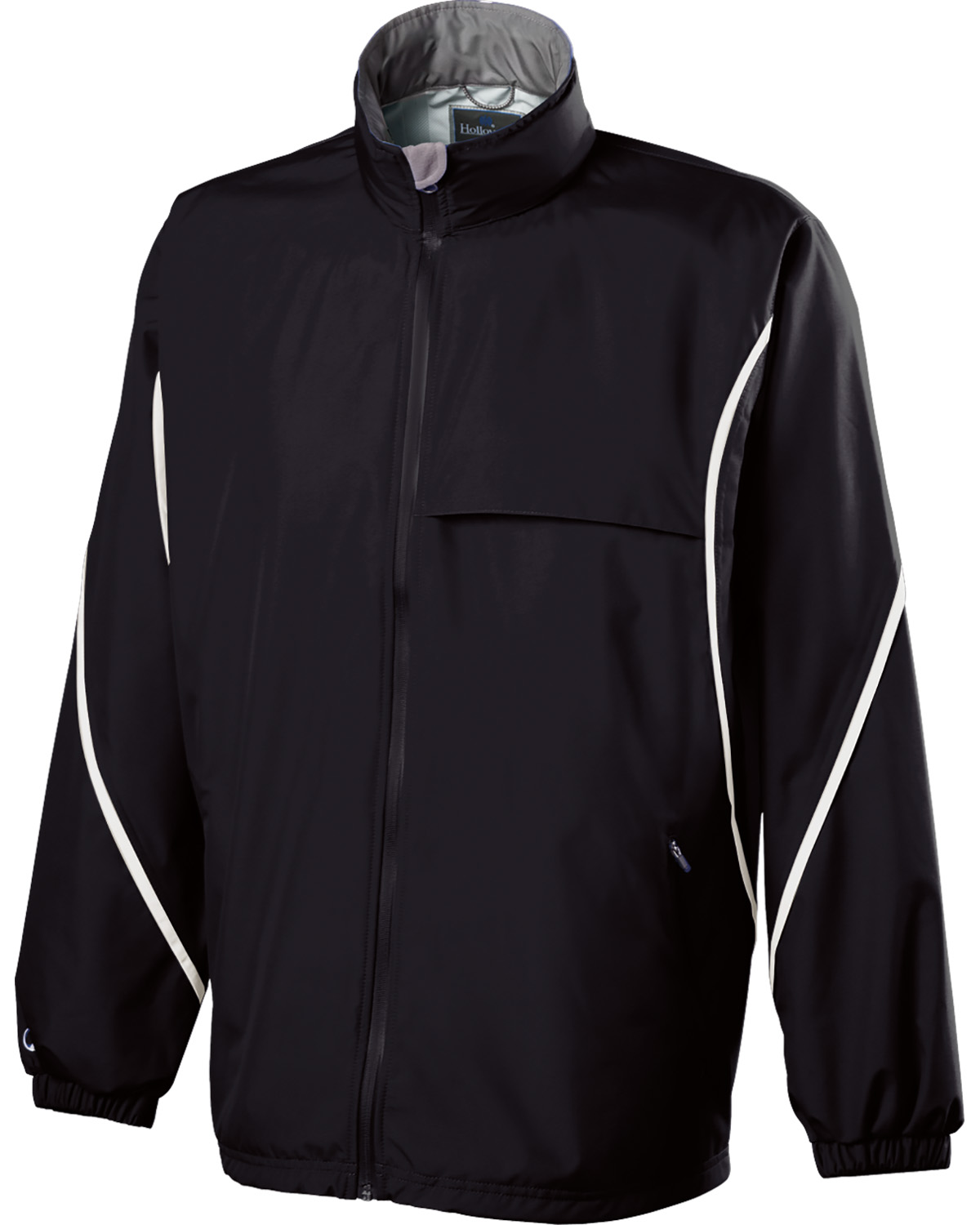 Holloway 229159 - Adult Polyester Full Zip Hooded Circulate Jacket
