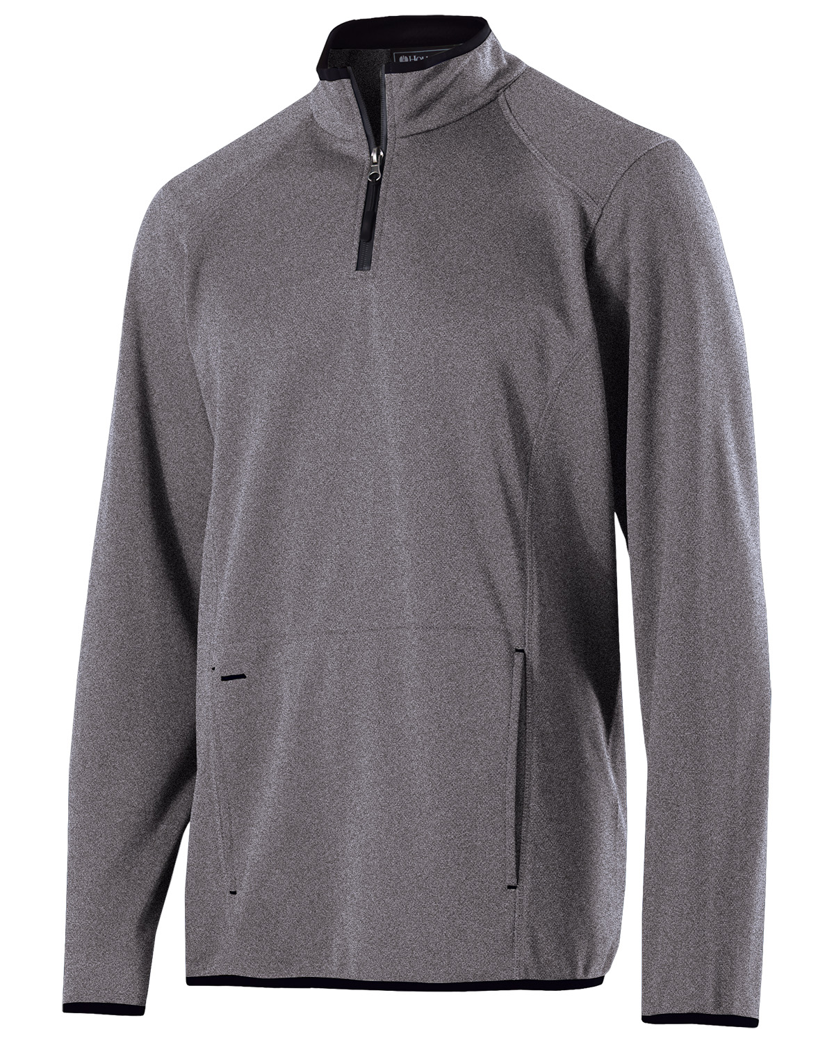 Holloway 229176 - Adult Polyester Fleece 1/4 Zip Artillery Pullover