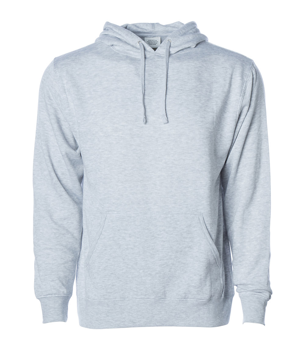 Independent Trading Co. AFX4000 - lightweight Hooded Pullover Sweatshirt