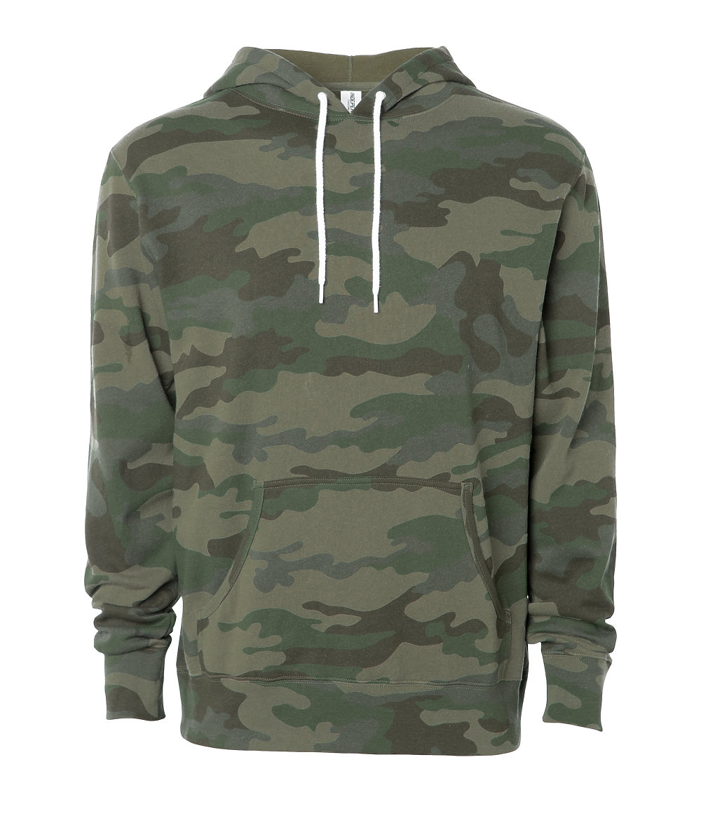 Independent Trading Co. AFX90UN - Unisex Pullover Hooded ...