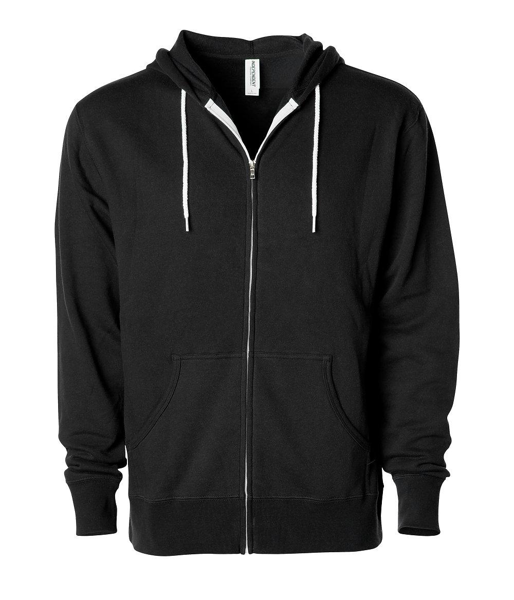 Independent Trading Co. AFX90UNZ - Unisex Zip Hooded Sweatshirt