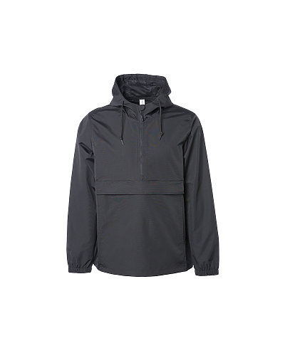Independent Trading Co EXP94NAW - Adult Anorak Windbreaker ...