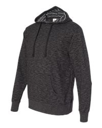 Independent Trading Co. - Baja Stripe French Terry Hooded ...