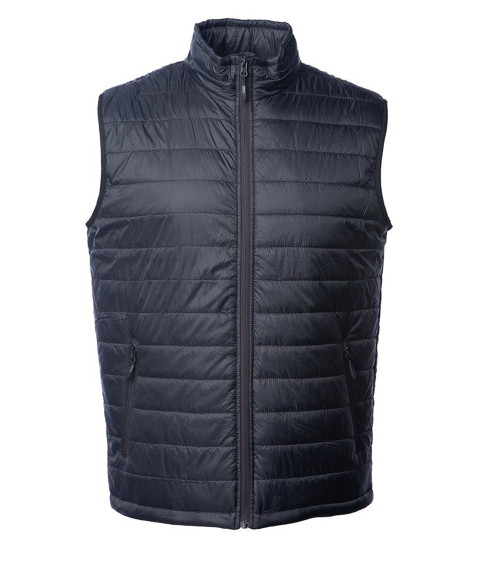 Independent Trading Co. EXP120PFV - Men's Hyper-Loft Puffy Vest