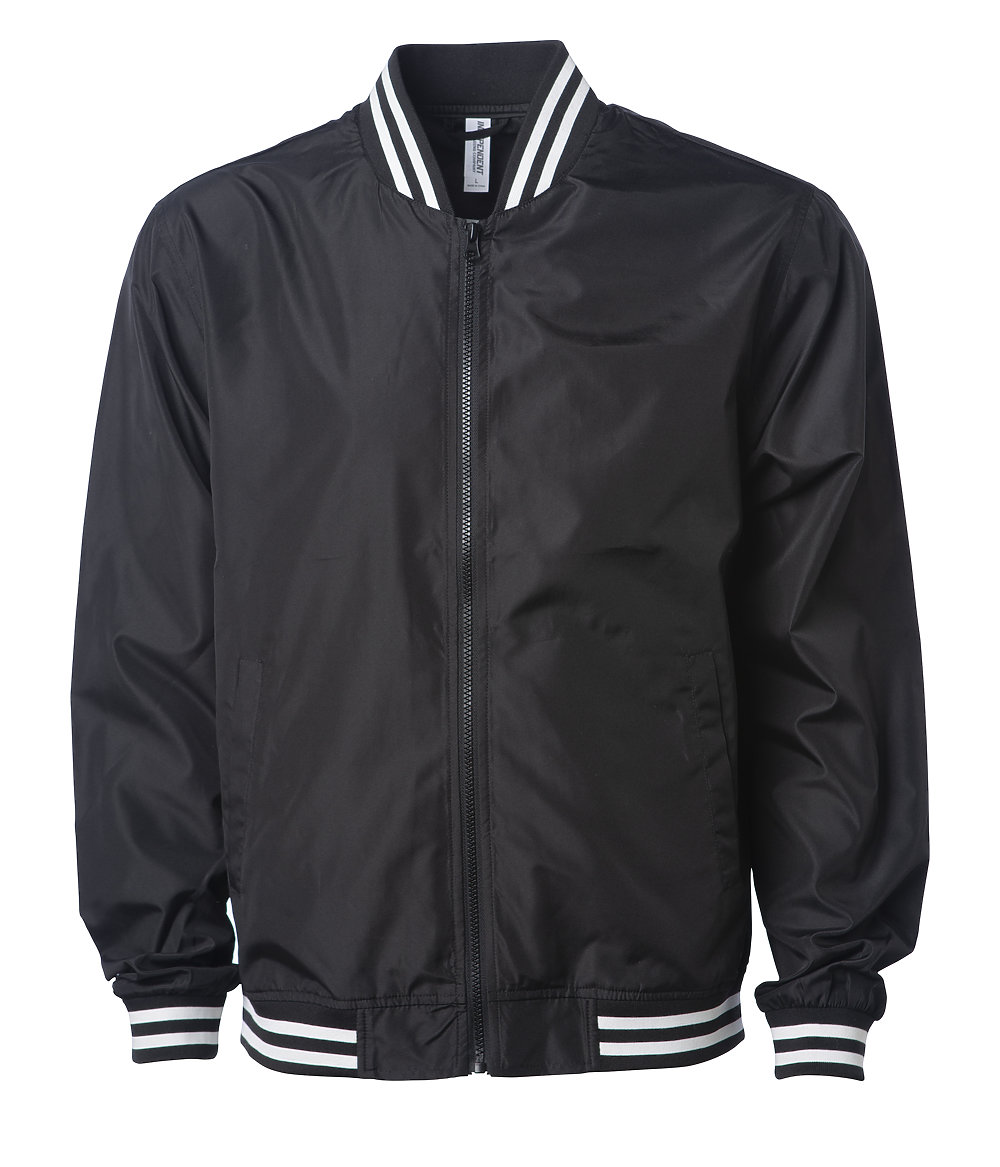Independent Trading Co. EXP52BMR - Lightweight Bomber Jacket