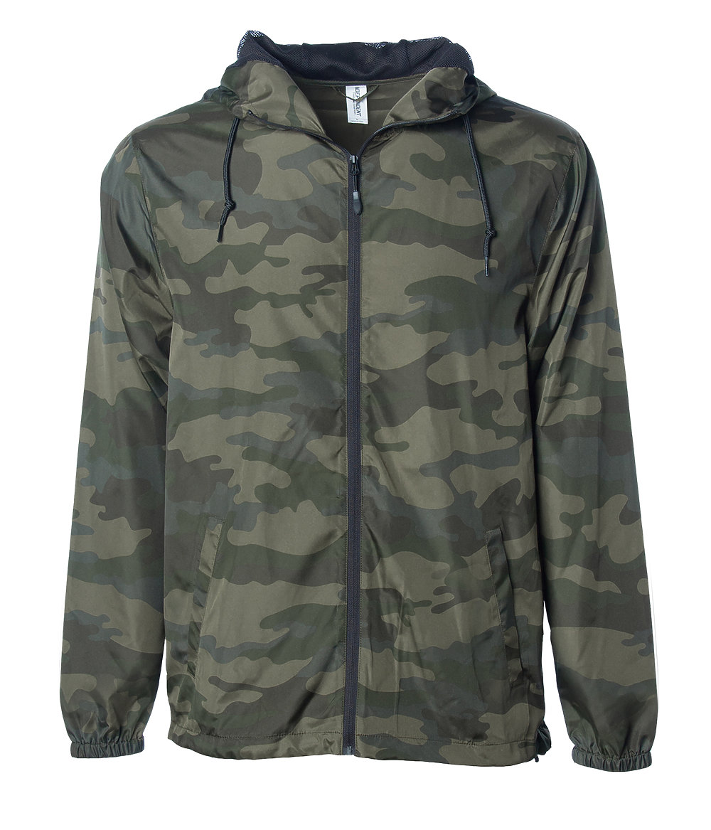 Independent Trading Co. EXP54LWZ - Lightweight Windbreaker ...