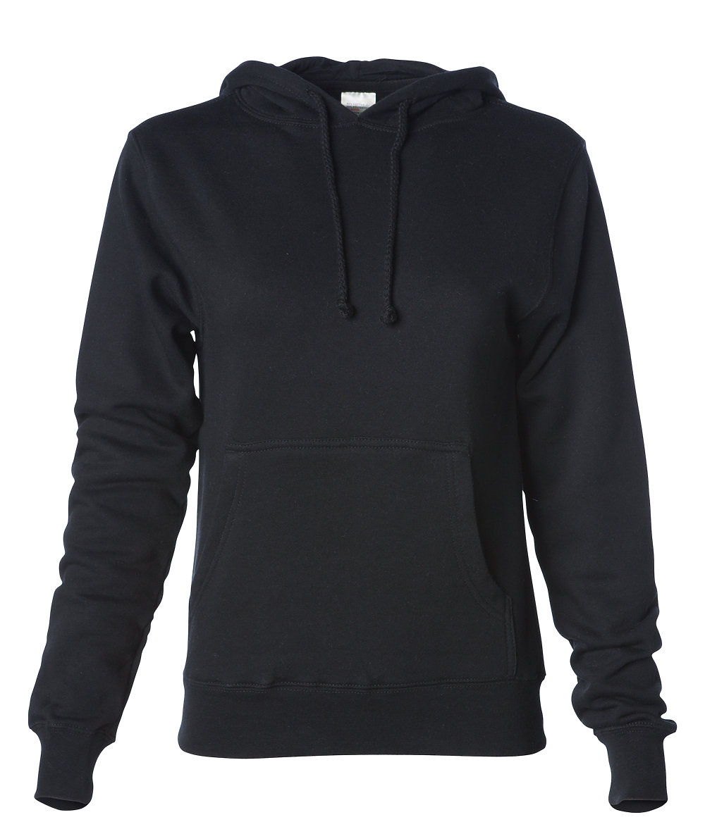 Independent Trading Co. IND008 - Women's Pullover Hooded ...