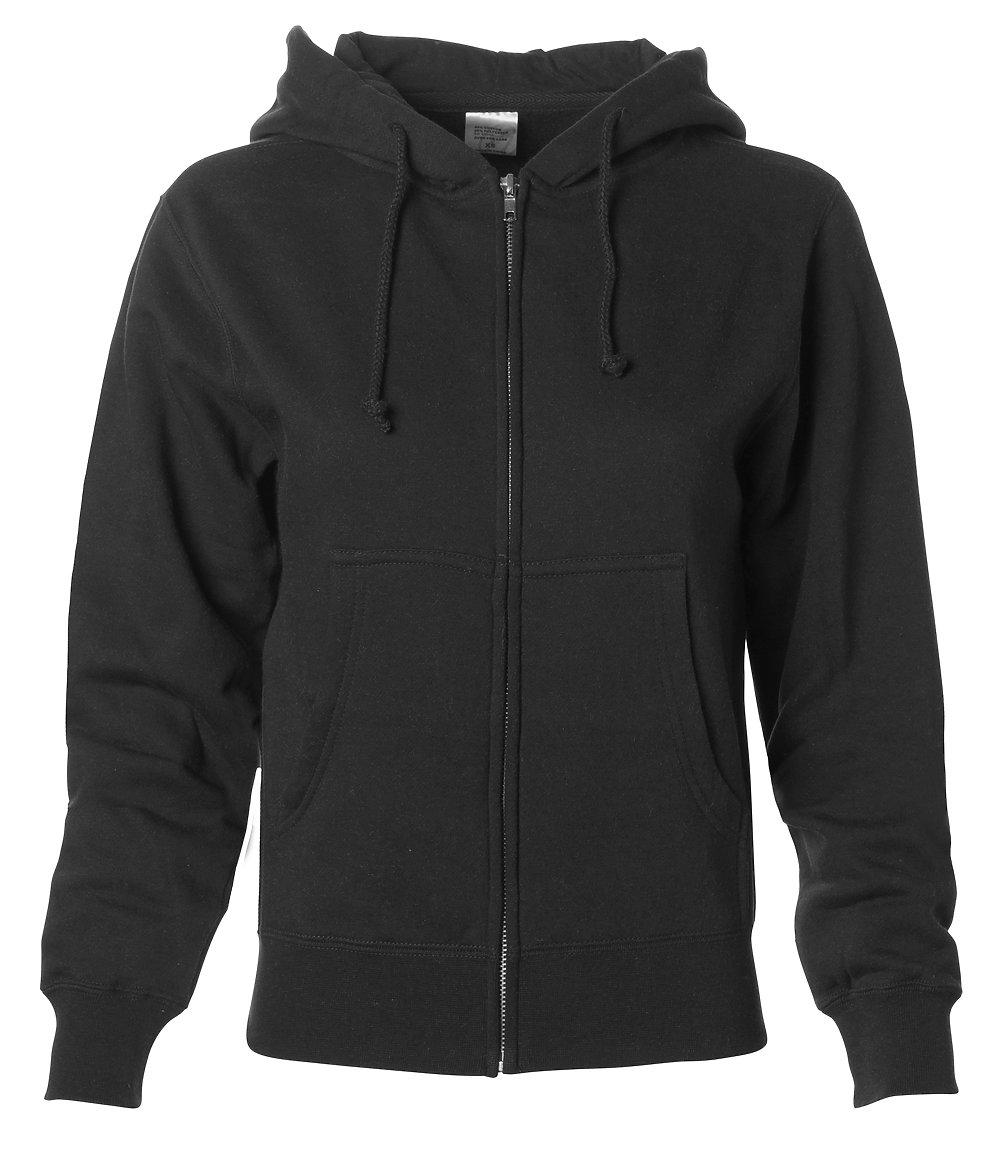 Independent Trading Co. IND008Z - Women's Zip Hooded Sweatshirt