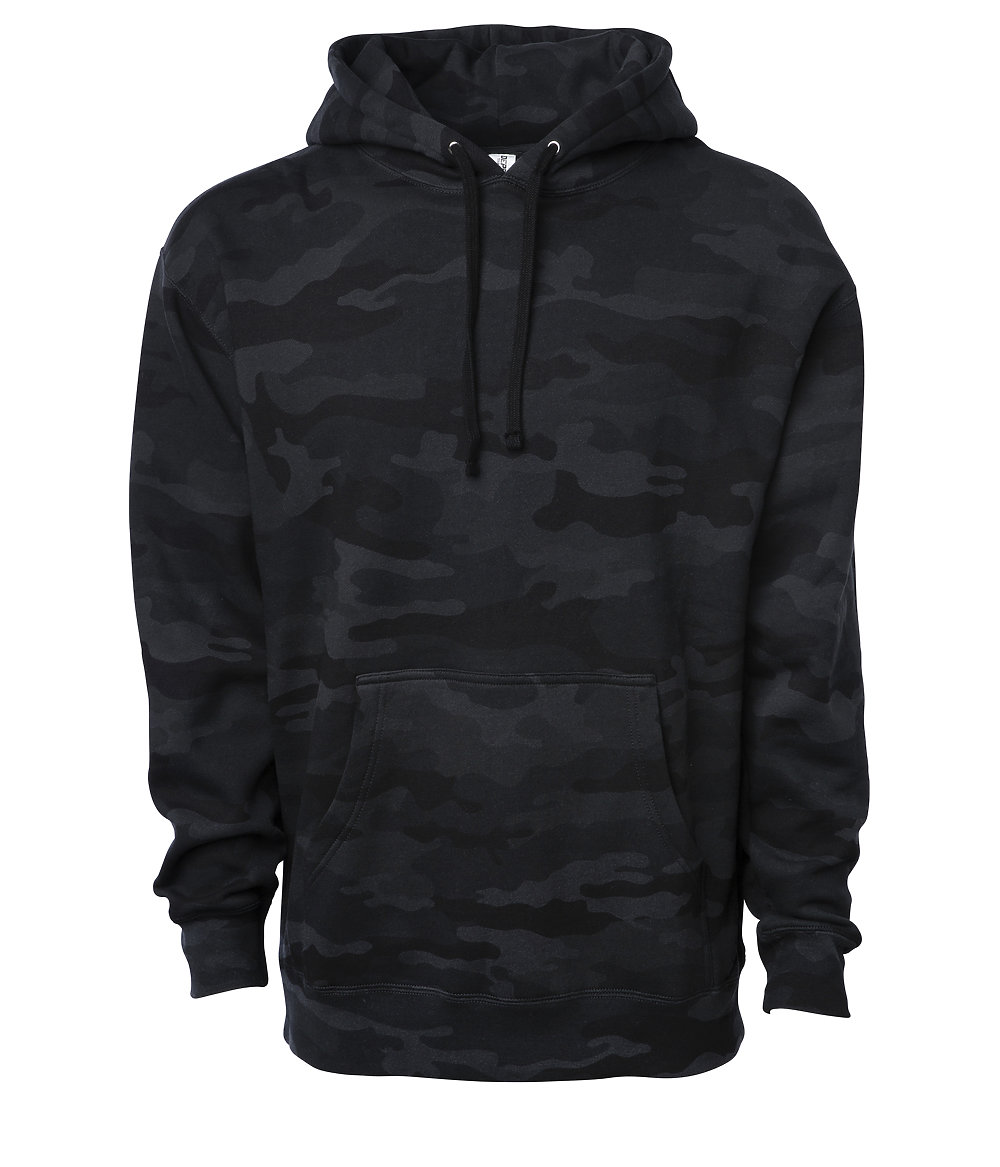 Independent Trading Co. IND4000 - Heavyweight Hooded Pullover Sweatshirt
