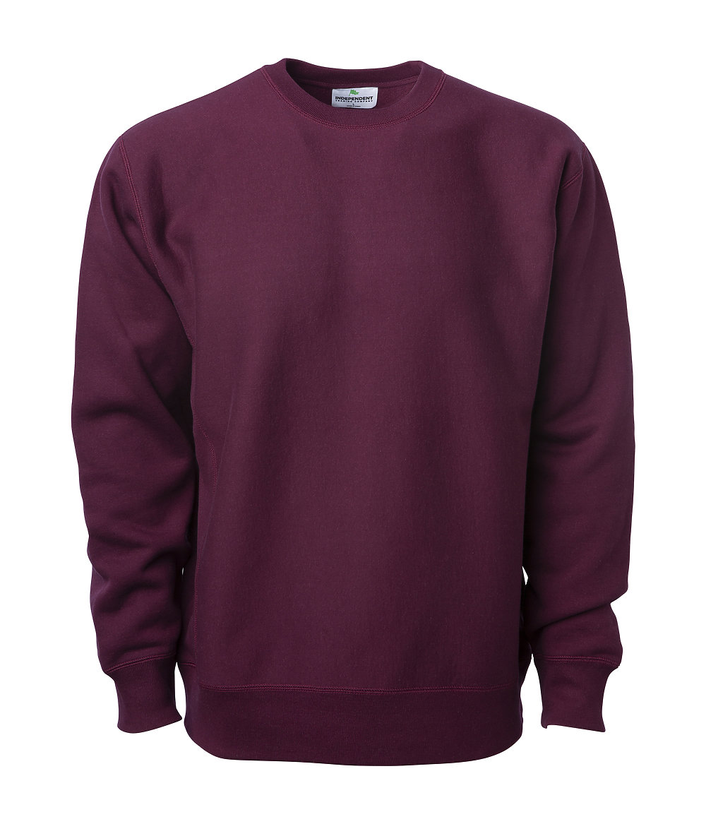 Independent Trading Co. IND5000C - Men's The Legend Premium Heavyweight Cross Grain Crewneck