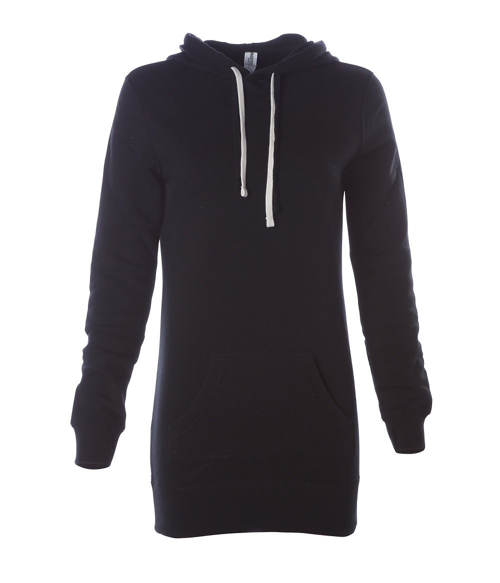 Independent Trading Co. PRM65DRS - Midweight Special Blend Hooded Pullover Dress