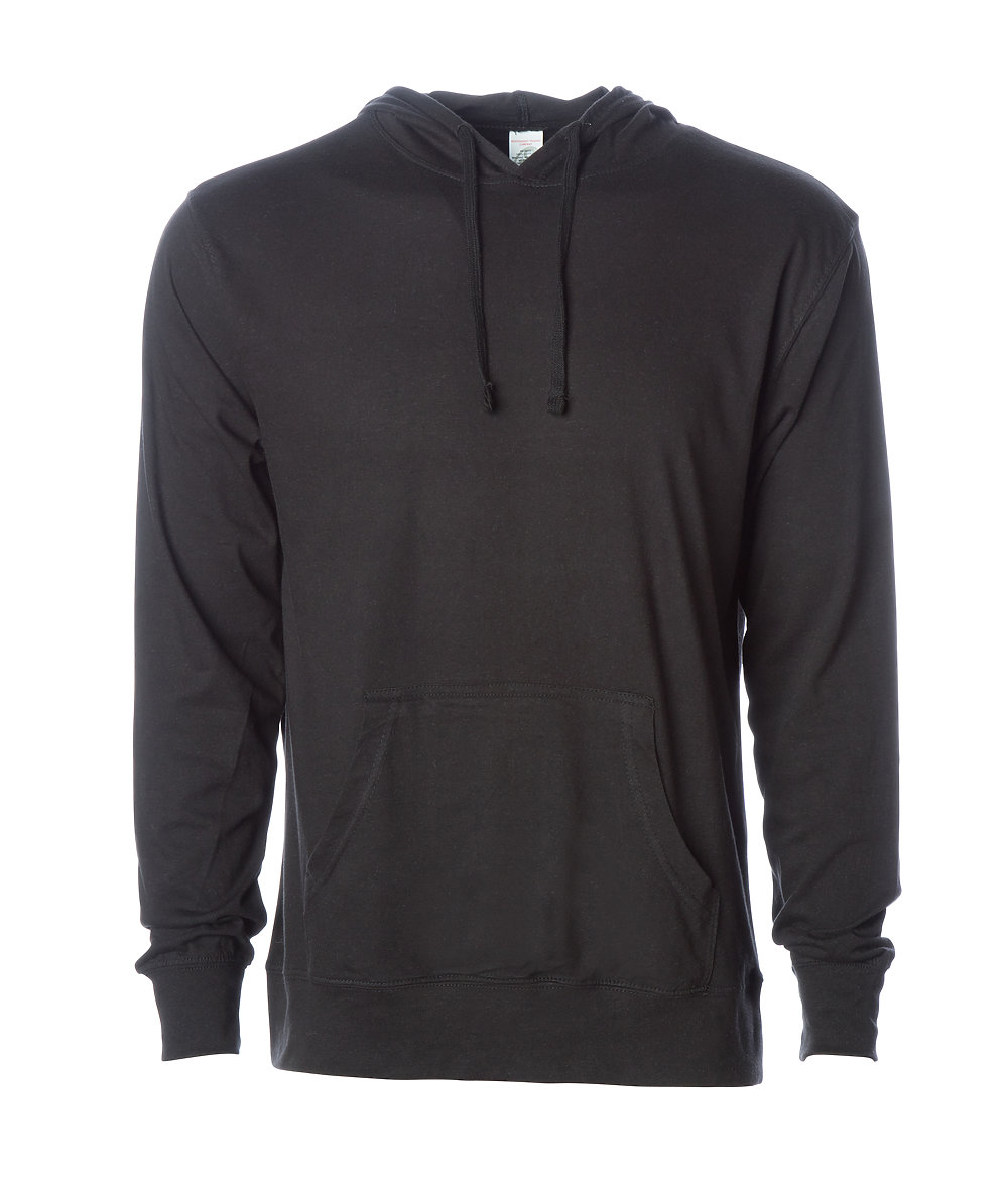 Independent Trading Co. SS150J - Lightweight Jersey Hooded Pullover