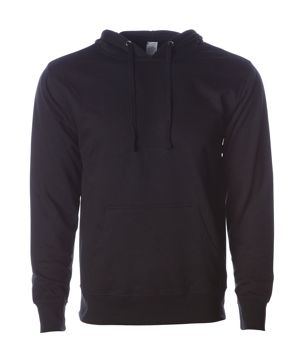 Independent Trading Co. SS2200 - Lightweight Hooded ...