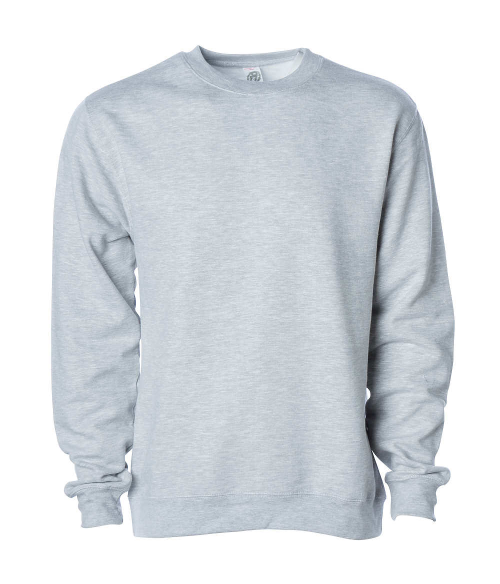 Independent Trading Co. SS3000 - Midweight Crew Neck ...